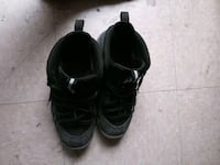 pair of black Nike running shoes Washington, 20019