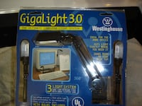 New Westinghouse Gigalight 3.0-The Ultimate Computer Light System-Excellent Buy Irvington