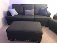 Couch, love seat, and ottoman for sale! Wappingers Falls, 12590