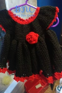 Crochet dress 6-9m Winnipeg, R2W 3N1