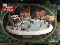 Holiday Skaters, new in box never used. Washington, 20011