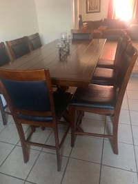 8 Chair Dining Room Set Bakersfield, 93307