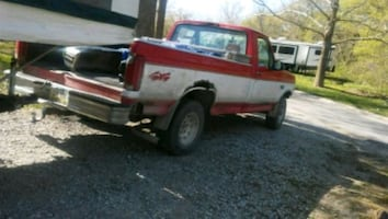 I'm selling in a F150 4-wheel drive 1994 truck