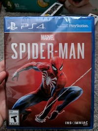 Brand new spiderman game for ps4 North Bay