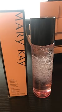 Mary Kay oil free makeup remover  Woodbridge, 22192