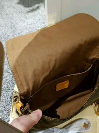 brown leather side-zip boots 3152 km