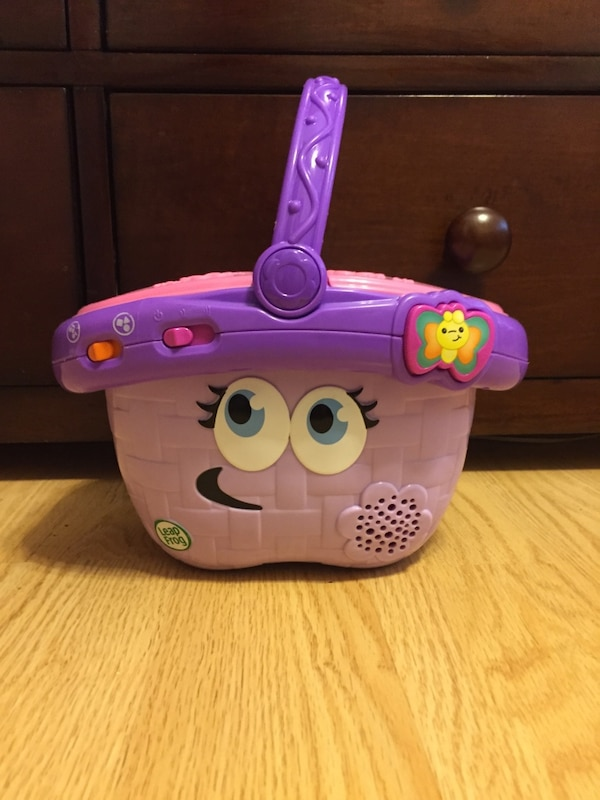Used Leapfrog Shapes Sharing Picnic Basket For Sale In Columbia