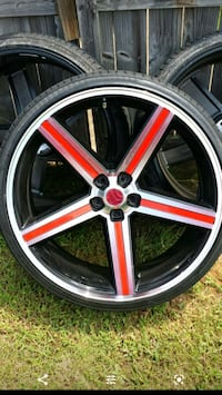 26 inch 5×5 small  Chevy bolt Montgomery, 36109