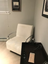 White chair Mission