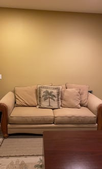 Used Sectional Sleeper Sofa W Storage For Sale In San