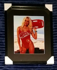 Pam Anderson Signed Photo Framed w/COA  Caledon, L7E 2X9