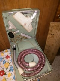 Old portable Hoover vacuum that works great Milford