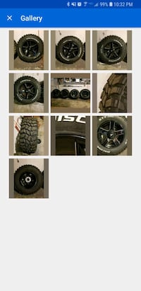 "17"" Wheels and Cooper tires Ford Truck North Reading, 01864"