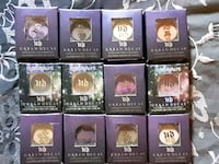 Urban Decay eye shadows.12 diffeeent colors.