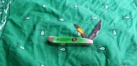 green and red folding knife Indianapolis, 46268