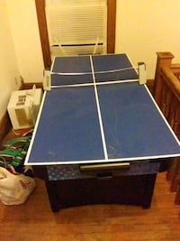 Air hockey and ping pong table works great Stuarts Draft, 24477