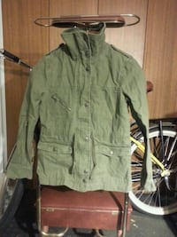 Girls army coat Sherwood Park, T8A 2L4