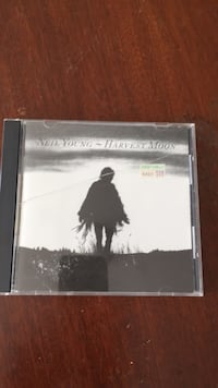 Neil Young - Harvest Moon compact disc