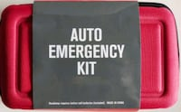 Car emergency kit Toronto, M9A 4S4