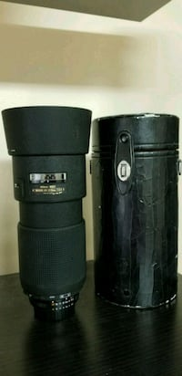 Nikon 80-200mm f/2.8 AF Lens (PUSH PULL) and more Vancouver, V5Z 2M9