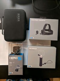 GoPro Hero5 Session + Accesorios Barcelona, 08003