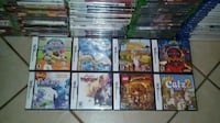$30 for all 8 DS games - Nintendo DS 2DS 3DS BAKERSFIELD
