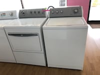 Whirlpool white washer and dryer bundle  Woodbridge, 22191