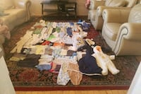 3 To 9 months baby clothes. Calgary, T3J 4W6