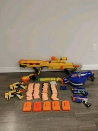 Nerf Gun collection Abbotsford, V2T 5W8