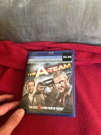 ATEAM IN BLU-RAY DVD NEW AND NOT OPENED SEALED MOVIE  Medford, 02155