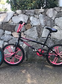 black and red BMX bike Cheshire, 06410