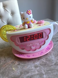 Hello kitty radio alarm clock Hamilton, L8J 0H4