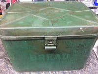 Antique Nesco Bread box Bluemont, 20135