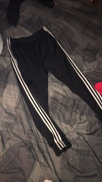 black and white track pants Patchogue, 11772