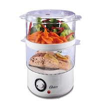 Oster double-tiered 5-quart manual control steamer Silver Spring, 20910