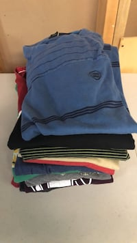 14 assorted Mens Large tshirts