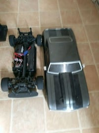 black and gray RC car Oakland, 94611