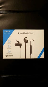 Anker SoundBuds Slim box Chantilly, 20152
