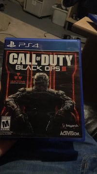 Sony ps4 call of duty black ops iii game  Markham, L6C 0B2