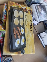 Presto electric griddle Sacramento