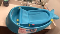 Baby's blue deluxe bather 29 mi