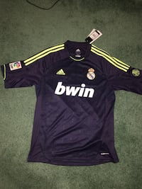 NEW Real Madrid Authentic Jersey  Stafford, 22554