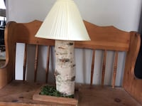 Hand crafted lamp  West Grey, N0G