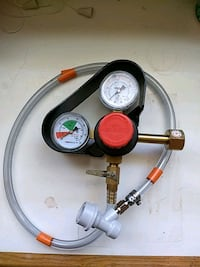 CO2 Regulator with cage Toms River, 08757