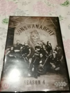 sons of anarchy sesong 4