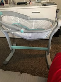 Baby's white and blue bouncer Henderson, 89052