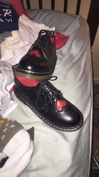 4d8d218c9 Used black-and-red Debry dress shoes for sale in Apex - letgo