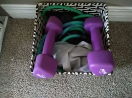 Beginners work out items