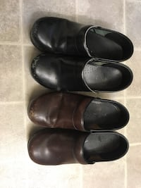 Two Pairs of Danskos Size 38 Loveland, 80537