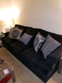 Navy Blue Couch Hanover, 21076